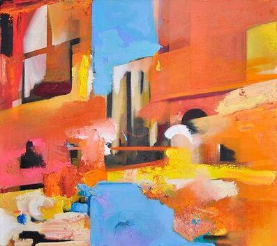 Anne B Schwartz, '220 Approaching Murano', 2013