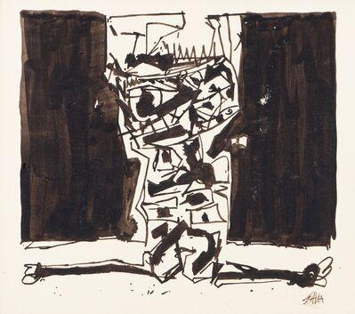 Antonio Saura, 'Untitled'
