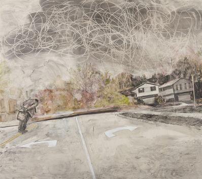 David Bailin, 'Yellow Lines', 2013