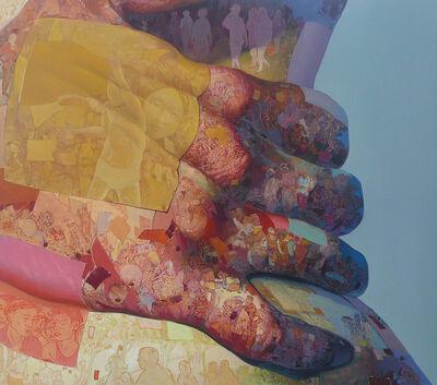Xiao Hong 肖红, 'Hand 手 ', 2014