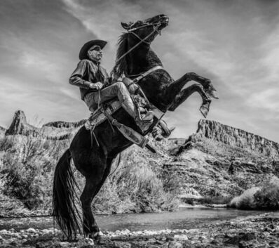 David Yarrow, 'Living Without Borders', 2020