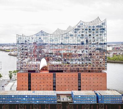 Candida Höfer, 'Elbphilharmonie Hamburg Herzog & de Meuron Hamburg I 2016', 2016