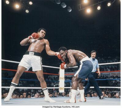 Lawrence Schiller, 'Muhammad Ali Defeating Floyd Patterson, Las Vegas, Nevada'
