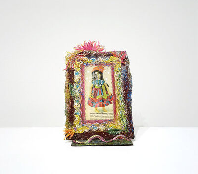 Thomas Lanigan-Schmidt, 'Twinky as Gypsy Maiden (Self-Portrait)', 1967-1969
