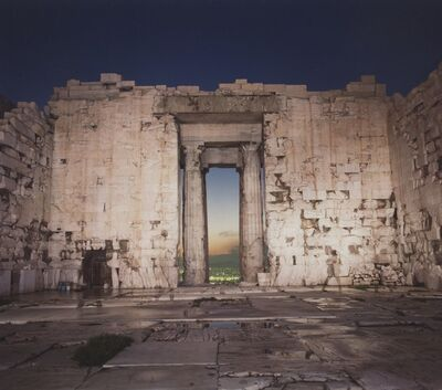 Richard Misrach, 'Graecism: Photographs of Ancient Greek and Roman Ruins', 1978-82
