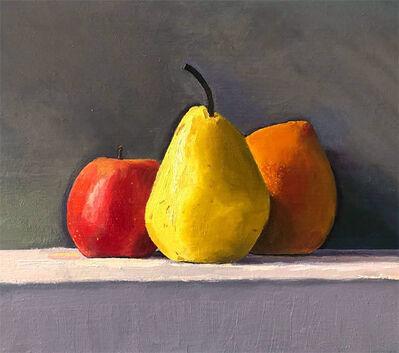 Dan McCleary, 'Apple, Pear, Grapefruit', 1.10.20