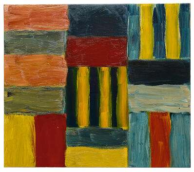 Sean Scully, 'Cut Ground Blue Grey', 2011