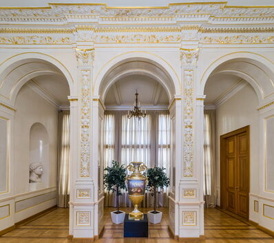 House of Fabergé, 'Fabergé Museum in St. Petersburg, The Buffet Room'