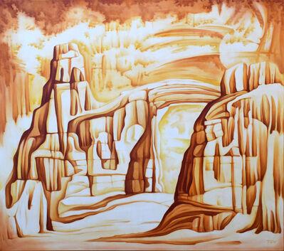 Jono Tew, 'Turret Arch'