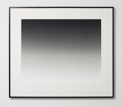 Iran do Espírito Santo, 'Photogram 3 (Horizontal)', 2013