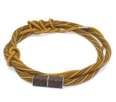 Jacqueline Lillie, 'Two Strand Rope Neckpiece', 2016
