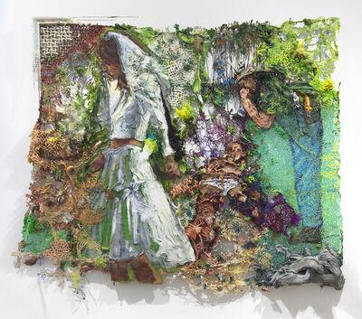 Fabian Marcaccio, 'The Bride Rejection,', 2021