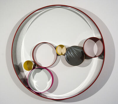 Philippe Pallafray, 'Seven Rings Wall Temps Zero', 2019