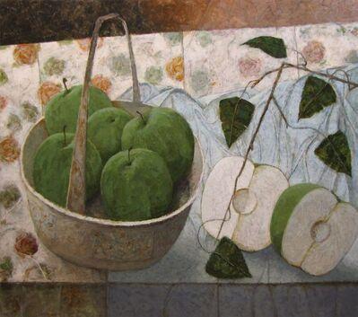 Pierre Lefebvre, 'Panier de pommes', 2016