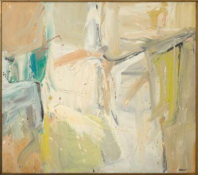 GAGNON, 'Valley #2', 1962