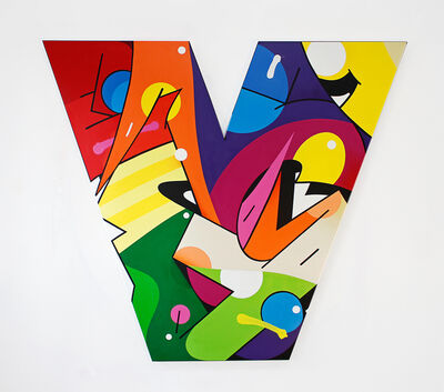 Moses & Taps™, 'IMAGE OF GRAFFITI™ XXI', 2018