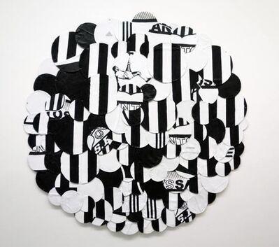 Leda Catunda, 'Edson 201306', 2013