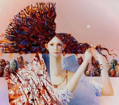 Anna Berezovskaya, 'Medusa', 2016