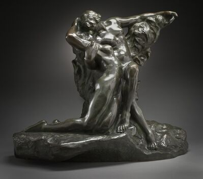Auguste Rodin, 'Eternal Spring', ca. 1881, date of cast unknown, possibly before 1917