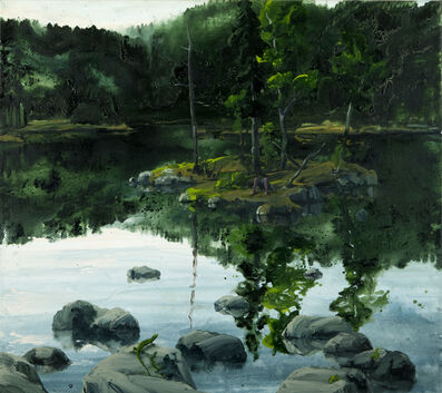 Sven Kroner, 'Untitled (Island)', 2005