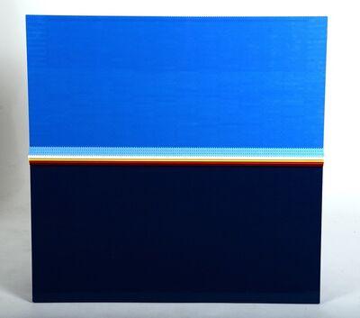 Nathan Sawaya, 'Blue Horizon', ca. 2018