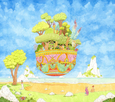 Tim Molloy, 'Travelling Garden', 2020