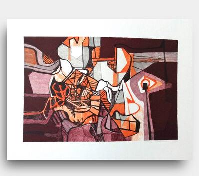 Roberto Burle Marx, 'Clambônia', 1986