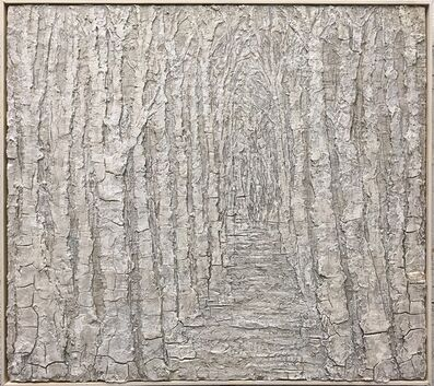 Donald Bracken, 'White Trees', 2019