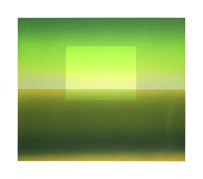 Anne C. Smith, 'When (Green) AP 2', 2020