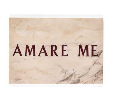 Salvo, 'Amare me', 1971