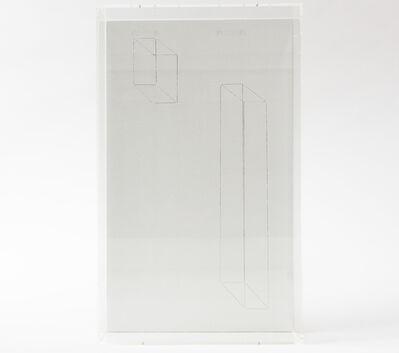 Norihiko Terayama, 'Two Black Boxes', 2019