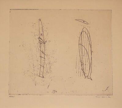 Max Ernst, 'Untitled from Le Poème de la femme 100 têtes ', 1959