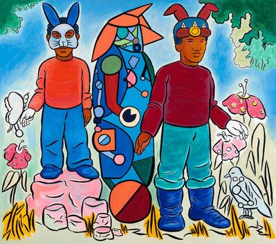 John Bankston, 'All Assembled', 2015