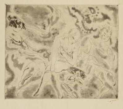 Jules Pascin, 'Femmes et enfant', 1929