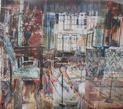 Alison Pullen, 'Leeds Castle, Thorpe Hall Drawing Room', 2020