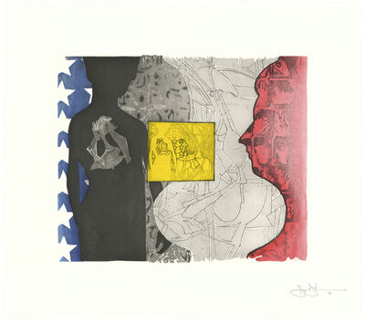Jasper Johns, 'Untitled', 2010