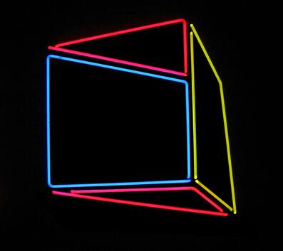 Anne-Katrine Senstad, 'Soft Geometry Neon #04', 2015-2019
