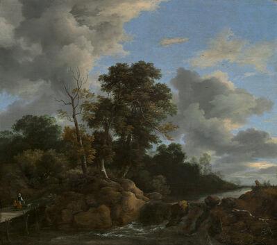 Jacob van Ruisdael, 'Landscape', ca. 1670