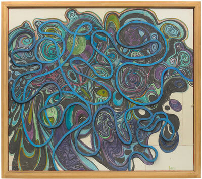 Anton Henning, 'Interior No. 119', 2002