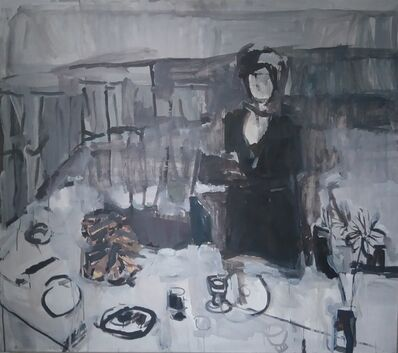 Margarita Božkaitė, 'Barmaid', 2016