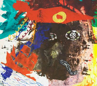 Bedri Baykam, 'The Pirate', 2015