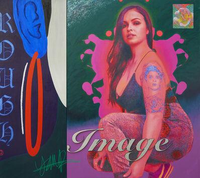 Gabriella Sanchez, 'Rough / Image (A Cropped Image Of Yaz)', 2020