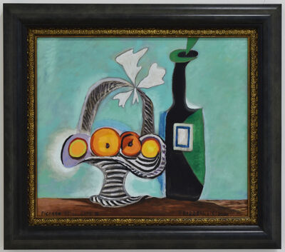 Dick Frizzell, 'Picasso Still Life II', 2020