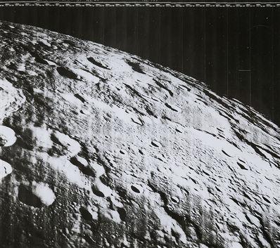 NASA, 'Unmanned Missions & Liftoffs: Lunar Orbiter V/Atlas-Aaena', 1967