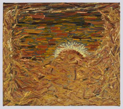 Jimbo Blachly, 'Hay Painting-Sun ', 2019-20