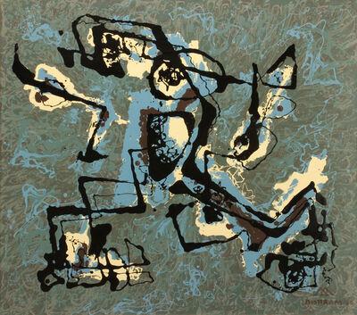 Emil Bisttram, 'Nocturne'