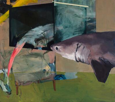 Patrícia Kaliczka, 'Black Aquariu || Fekete akvárium', 2012