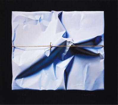 Yrjo Edelmann, 'Balance between grey and blue ', 2008