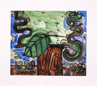 Carroll Dunham, 'Big Leaf', 2008
