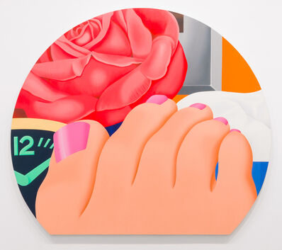 Tom Wesselmann, 'Bedroom Painting #22', 1971